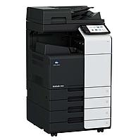 МФУ Konica Minolta Bizhub C360i. Полноцветное МФУ 3 в 1 (копир принтер сканер) формата А6 SRA3.