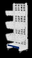 Стеллаж с корзинами облегченный база