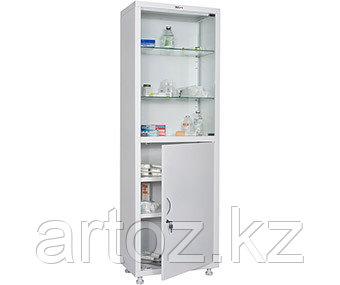 Медицинский шкаф HILFE МД 1 1760/SG, фото 2