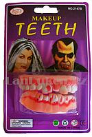 Накладные зубы Франкенштейна Make up teeth