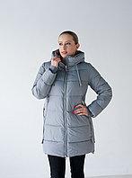 Куртка женская зимняя  Tarore , серая