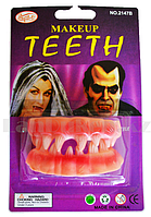 Накладные зубы оборотня Make up teeth