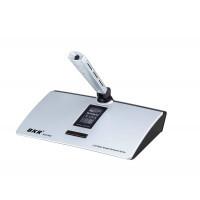 Микрофонный пульт делегата беспроводной BKR WCS-205D (микрофон 140 мм) Silver