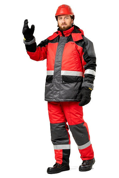 Куртка мужская зимняя «Форт»