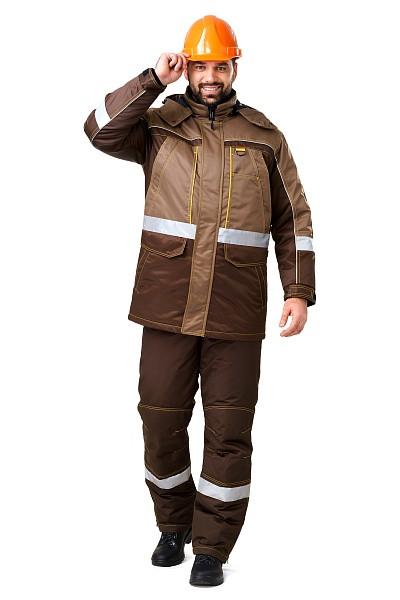 Куртка мужская зимняя «Бавария»
