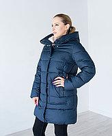 Куртка женская зимняя  Tarore , синяя