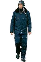 Куртка мужская демисезонная лётная синяя