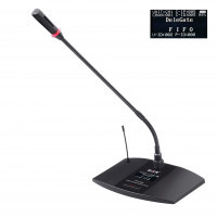 Микрофонный пульт делегата беспроводной BKR WCS-200D
