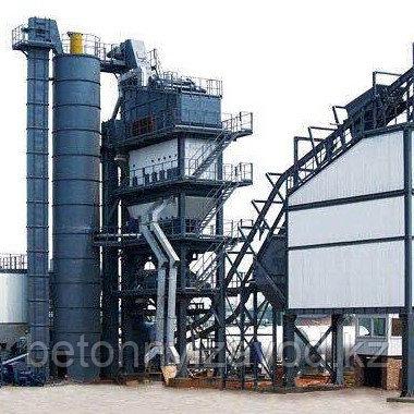Асфальтный завод модель LB-2000 (АБЗ)