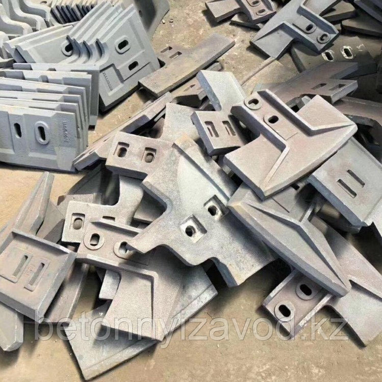 Запчасти для бетонных заводов БСУ