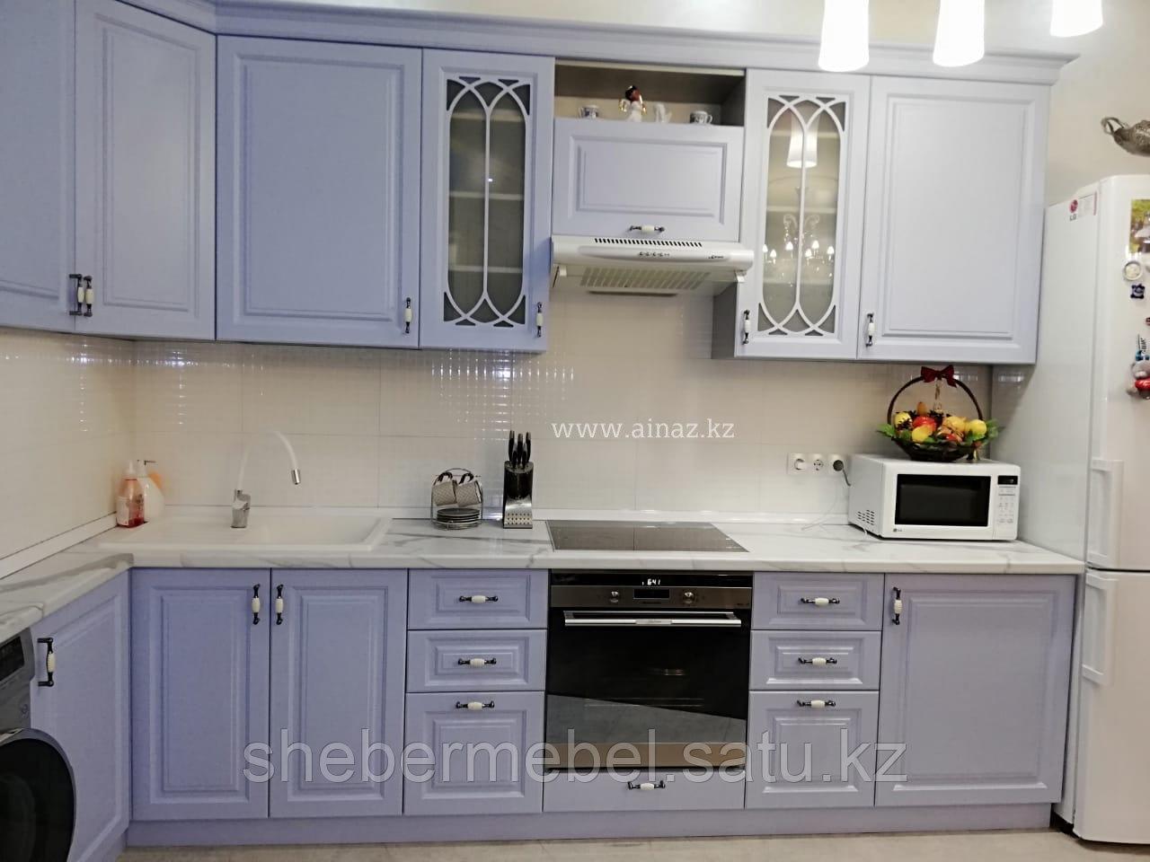 Кухонные гарнитуры из  МДФ