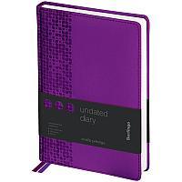 Ежедневник недатированный Berlingo Vivella Prestige фиолетовый