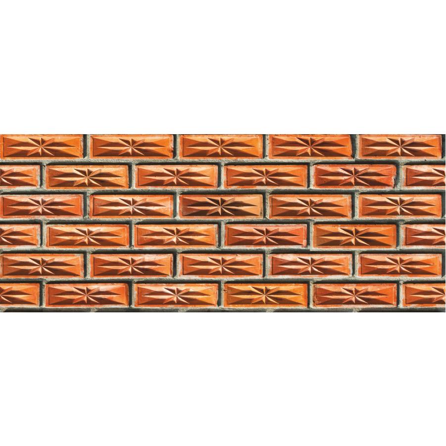 Фасадная термопанель СТИРОЛ Brick 17