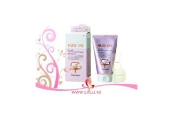 Крем для депиляции волос на ногах/ Hugme smooth hair removal cream