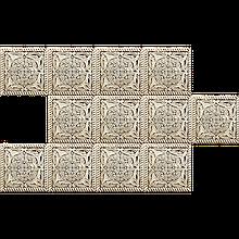 Фасадная термопанель СТИРОЛ Interior Marble 08