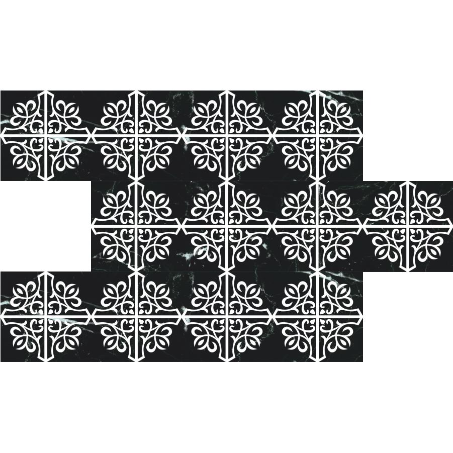 Фасадная термопанель СТИРОЛ Interior Ornament 09