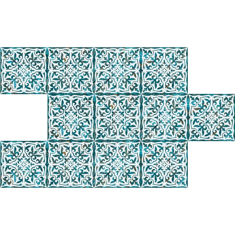 Фасадная термопанель СТИРОЛ Interior Ornament 12