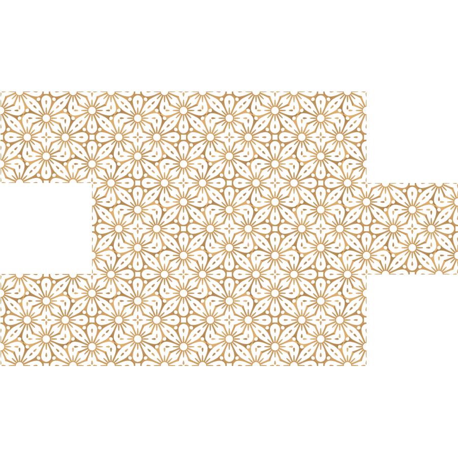 Фасадная термопанель СТИРОЛ Interior Ornament 16