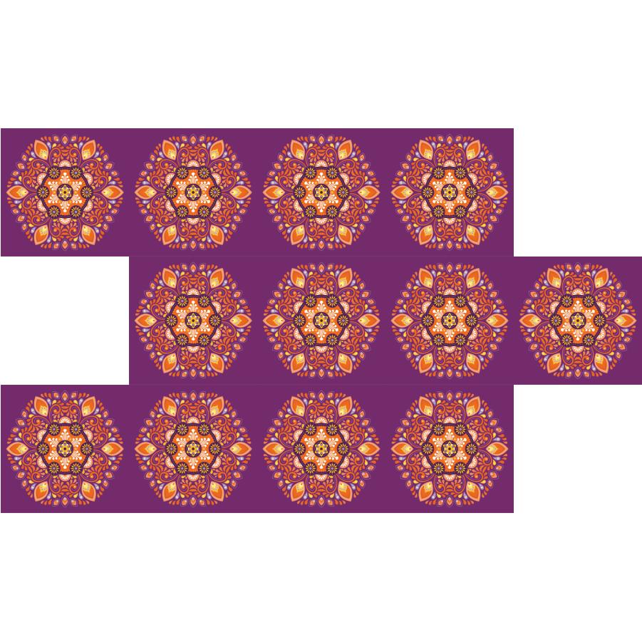 Фасадная термопанель СТИРОЛ Interior Ornament 18