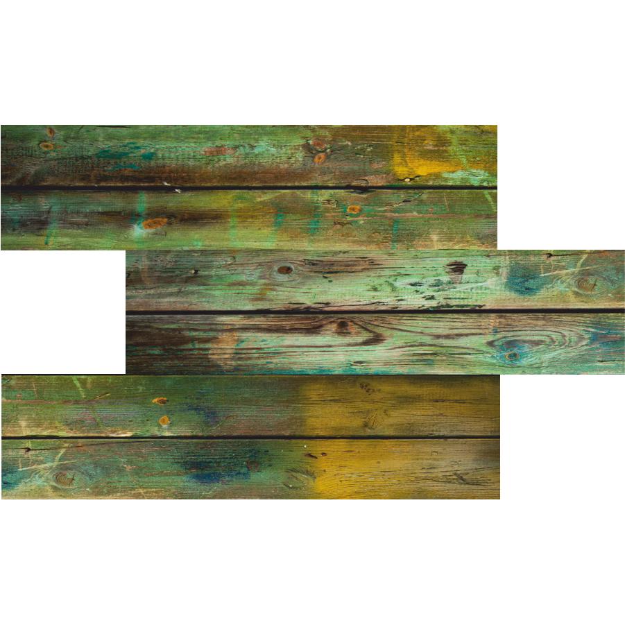 Фасадная термопанель СТИРОЛ Interior Wood 02