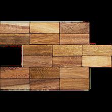 Фасадная термопанель СТИРОЛ Interior Wood 04