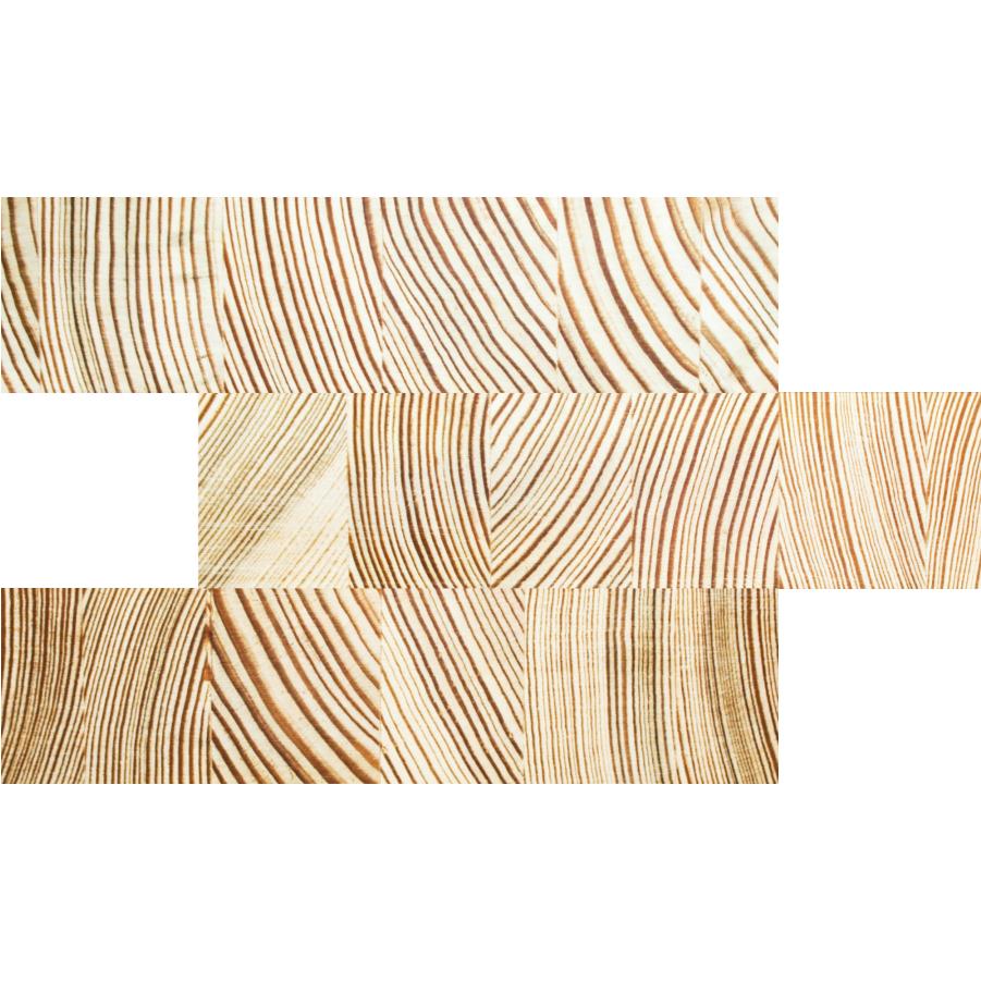 Фасадная термопанель СТИРОЛ Interior Wood 08