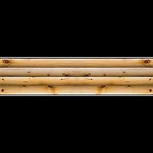 Фасадная термопанель СТИРОЛ Log Wood 07