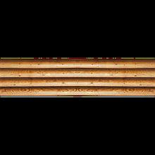Фасадная термопанель СТИРОЛ Log Wood 08