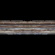 Фасадная термопанель СТИРОЛ Log Wood 09