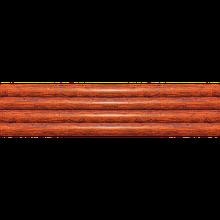 Фасадная термопанель СТИРОЛ Log Wood 12
