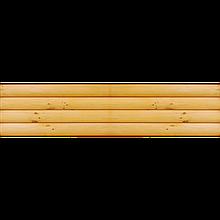 Фасадная термопанель СТИРОЛ Log Wood 15