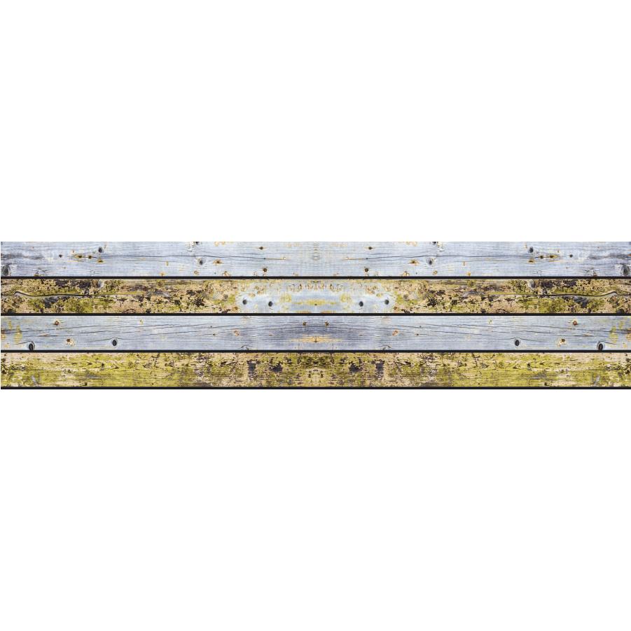 Фасадная термопанель СТИРОЛ Striped Wood 08