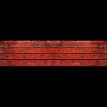 Фасадная термопанель СТИРОЛ Striped Wood 15