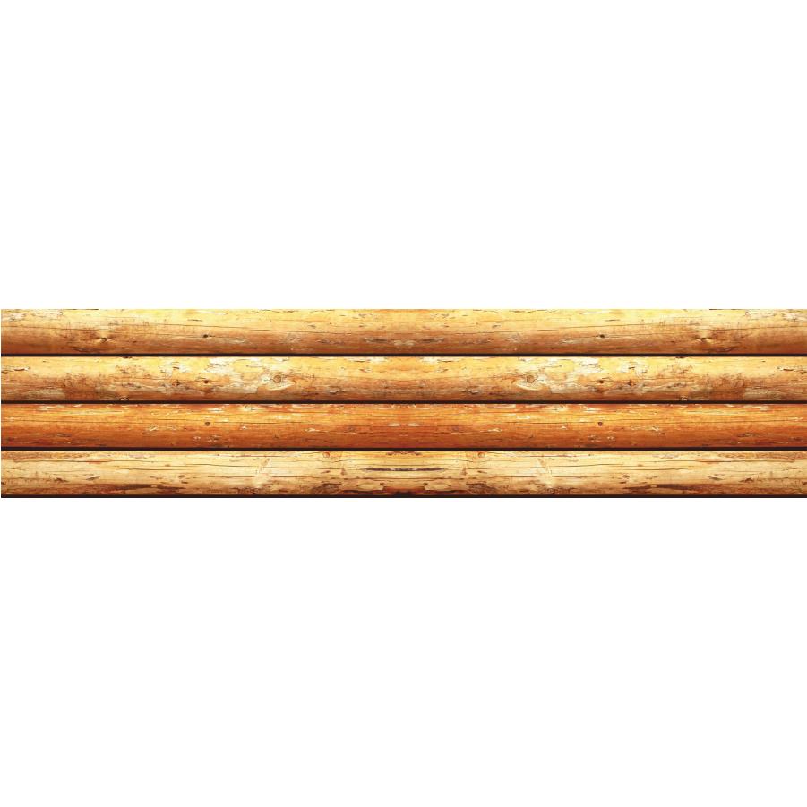 Фасадная термопанель СТИРОЛ Striped Wood 18