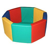 «Сухой бассейн»  восьмиугольный , без аппликации