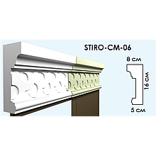 Венчающий Карниз STIRO-CM-06