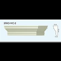 Верх окон STIRO-WC-02