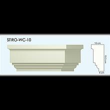 Верх окон STIRO-WC-10