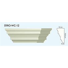 Верх окон STIRO-WC-12