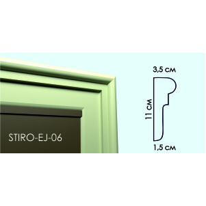 Наличник STIRO-EJ-06