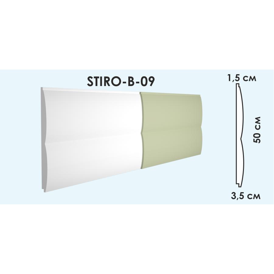 Панель STIRO-B-09