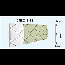 Панель STIRO-B-16