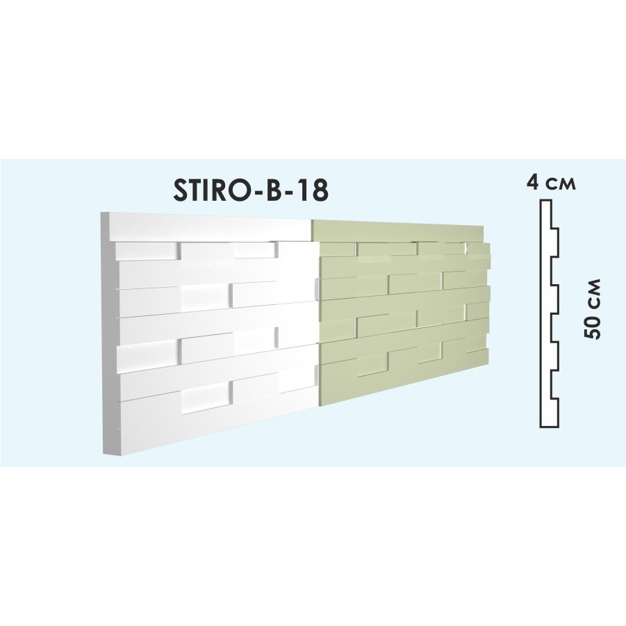 Панель STIRO-B-18