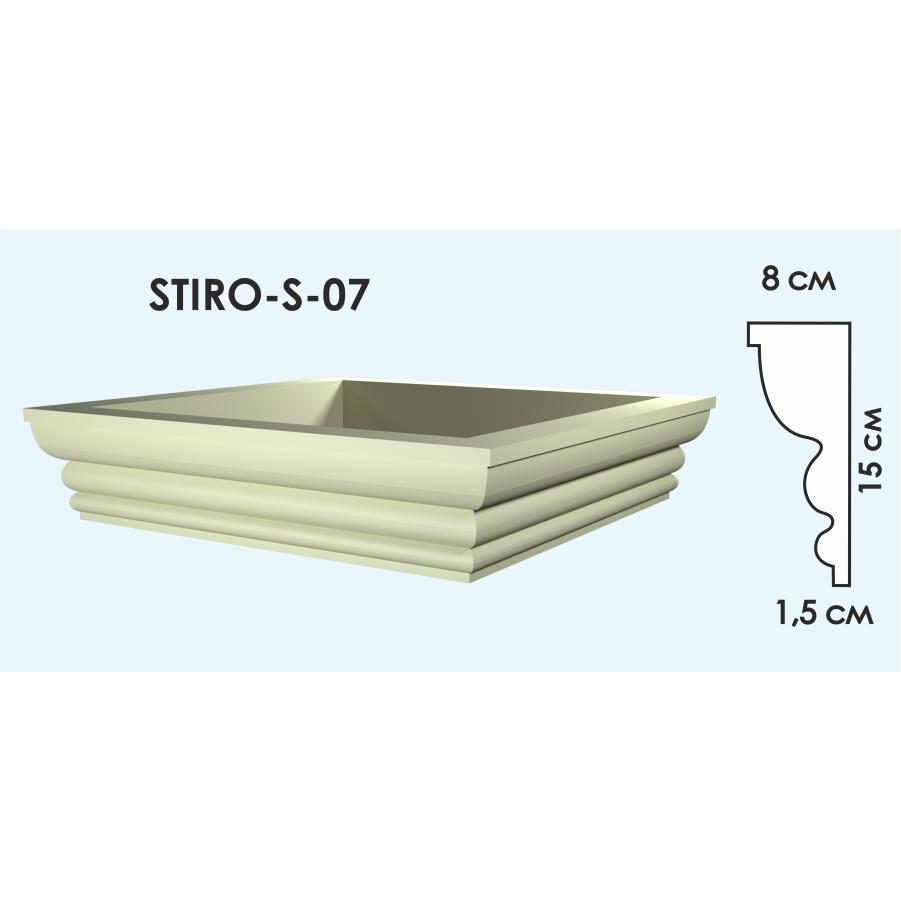 Подоконник STIRO-S-07
