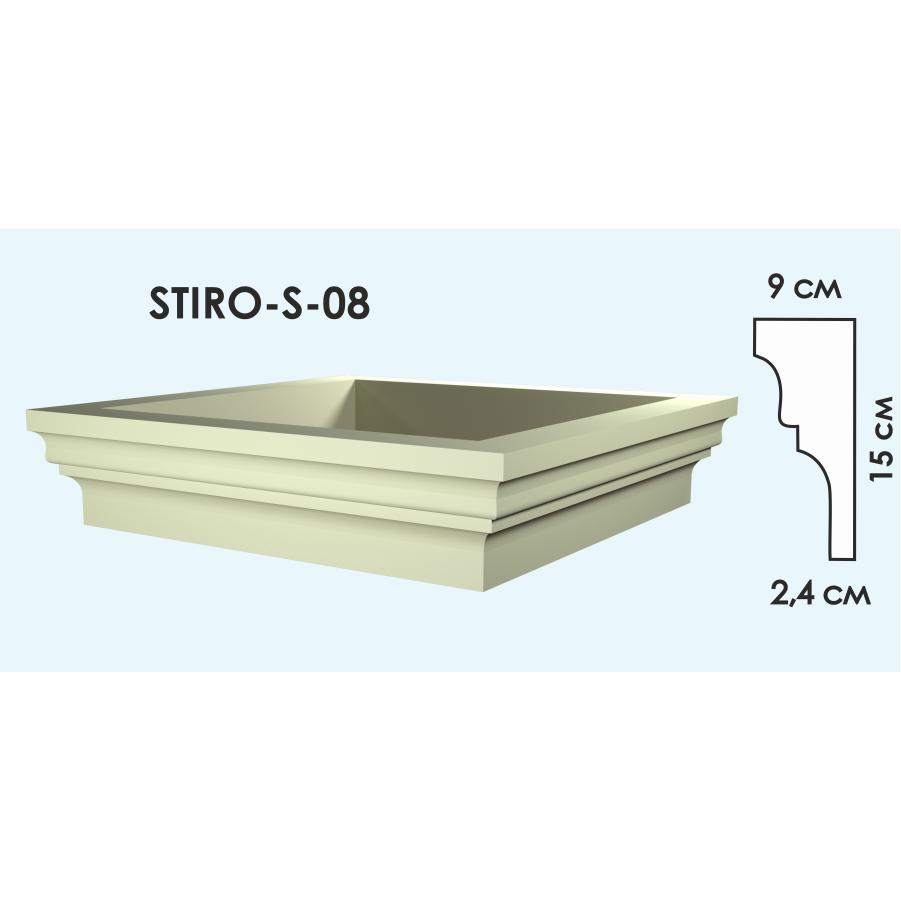 Подоконник STIRO-S-08