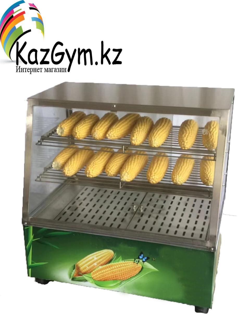 Аппарат для варки кукурузы с витриной CY-800