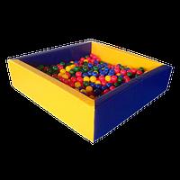 «Сухой бассейн»  (квадратный)  без аппликации