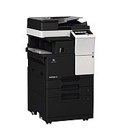 МФУ Konica Minolta Bizhub 367. Чёрно-белый МФУ 3 в 1 (копир принтер сканер) формата А3.