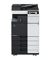 МФУ Konica Minolta Bizhub 308e. Чёрно-белый МФУ 3 в 1 (копир принтер сканер) формата А6/SRA3.