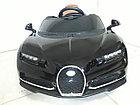 Крутой электромобиль на гелевых колесах Bugatti. Бугатти. Электрокар., фото 3